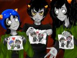 Homestuck - Shipping by MelSpontaneus