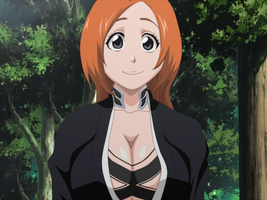 Substitute Shinigami Orihime - Free Time by EverlastingDarkness5