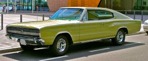 Dodge Charger 1966-1 by cmdpirxII