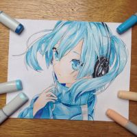 Kagerou Project - Ene by Kiyomi280