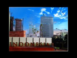 Indonesia Corner by rizalcuk