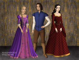 The Tangled Tudors by AnneMarie1986