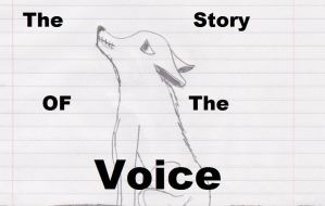 The story of the voice cover by Lyricsloveandbooks