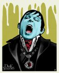 Johnny Depp is Barnabas Collins by odd-z