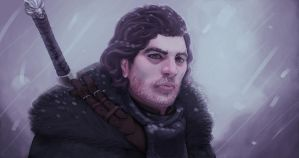 The Bastard of Winterfell by Wabfloyd
