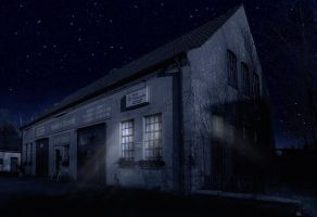 At Night by filth666