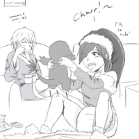 Tiny Christmascomic13 by ZEROXMISSION
