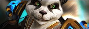 Pandaren Monk by Rivele