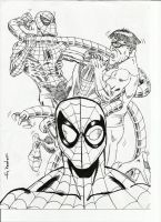 SPIDER-MAN: INTERNAL STRUGGLE by FanBoy67