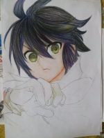 Yuu Hyakuya by Mika-Arts