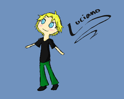 Luciano by Runningstream990