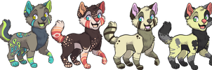 Adoptables auctions CLOSED by XxAdoptxX
