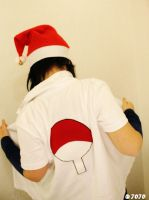 + 13th December - Santa Sasuke + by JoJoAsakura