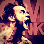 CM Punk Icon by HEEL632