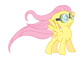 Fluttershy is Awesome! by Moonbrony