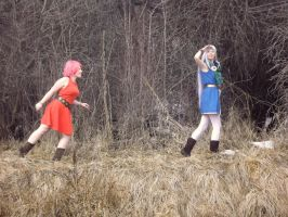 FFV: Wait up! by Ever-smiling