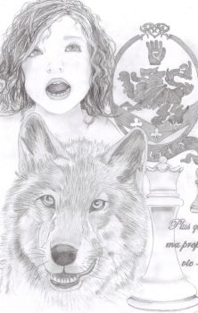 Renesmee -the finished artical by X-bella-muerte-X