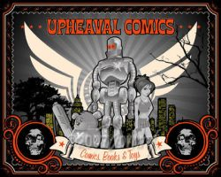 Upheaval by DomNX