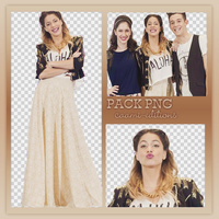 Pack PNG De Martina Stoessel by Caami-editions