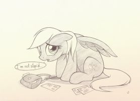 Salty muffins by sherwoodwhisper