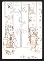 She and Him volume 2 by Lelpel