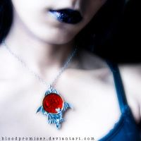 Bloodstone by TwiggyTeeluck