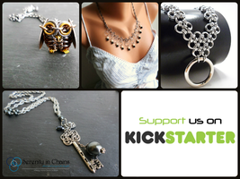 Get your kickstarter reward! by SerenityinChains