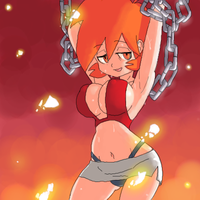 you're like a burning flame by cuatico