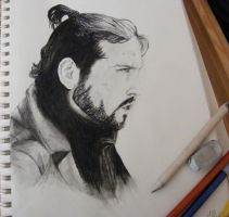 Pentatonix-Avi Kaplan by RamenWarrior