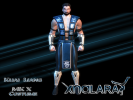 Sub-Zero Kuai Liang MK X costume [XPS Version] by ArRoW-4-U