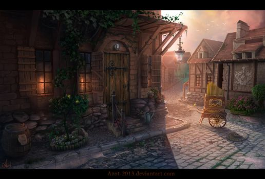 Medieval France by Azot2017
