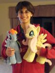 The Joy of Holding Ponies by WhiteDove-Creations