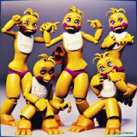 REQUEST: Toy Chica is Love by NexusDrakeson