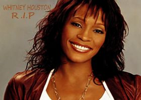 RIP WHITNEY HOUSTON by RWhitney75