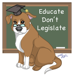 Educate Don't Legislate by Lucky757