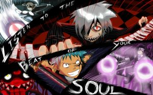Listen to the Beat of the Soul by The-Blue-Wind
