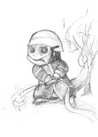Charmander the Fireman by Contendo64