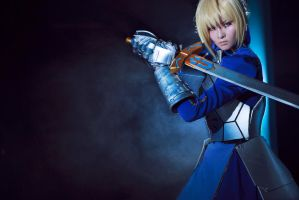 FATEZERO The King of Saber II by BunnyTuan
