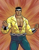 Luke cage 3 by Fuacka