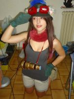 Teemo cosplay by Aleeusha