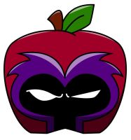 Magneto Apple by brounkandeemann