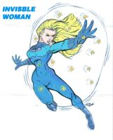 Invisible Woman by Fluid06