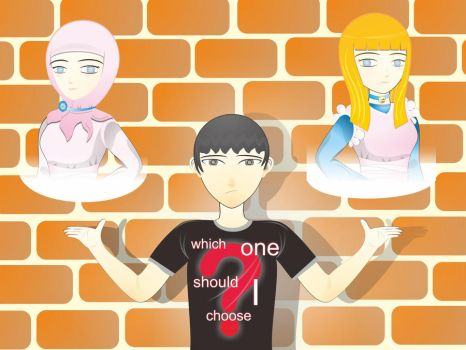 Which One? by rifatila