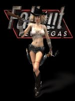 Fallout Girl by scbr