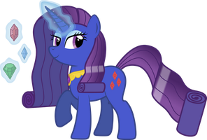 Super Rarity - Bearer of Generosity by GeoNine