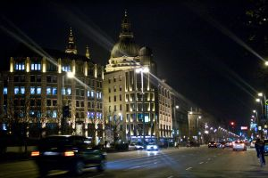 One night in Budapest1 by acidrainro