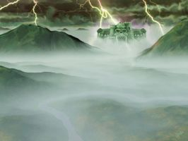 The Mists of Grayskull by soonergriff