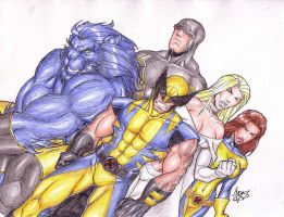 Astonishing X-Men 04 by LucasAckerman