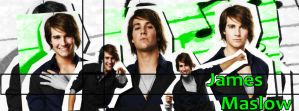 Portada para FB de James Maslow #1 by JaquelBTR
