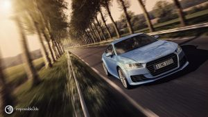Audi TT 2015 by Trisquote